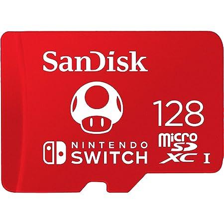 Nintendo Switch 用 SanDisk サンディスク microSDXC 128GB UHS-I カード[並行輸入品]