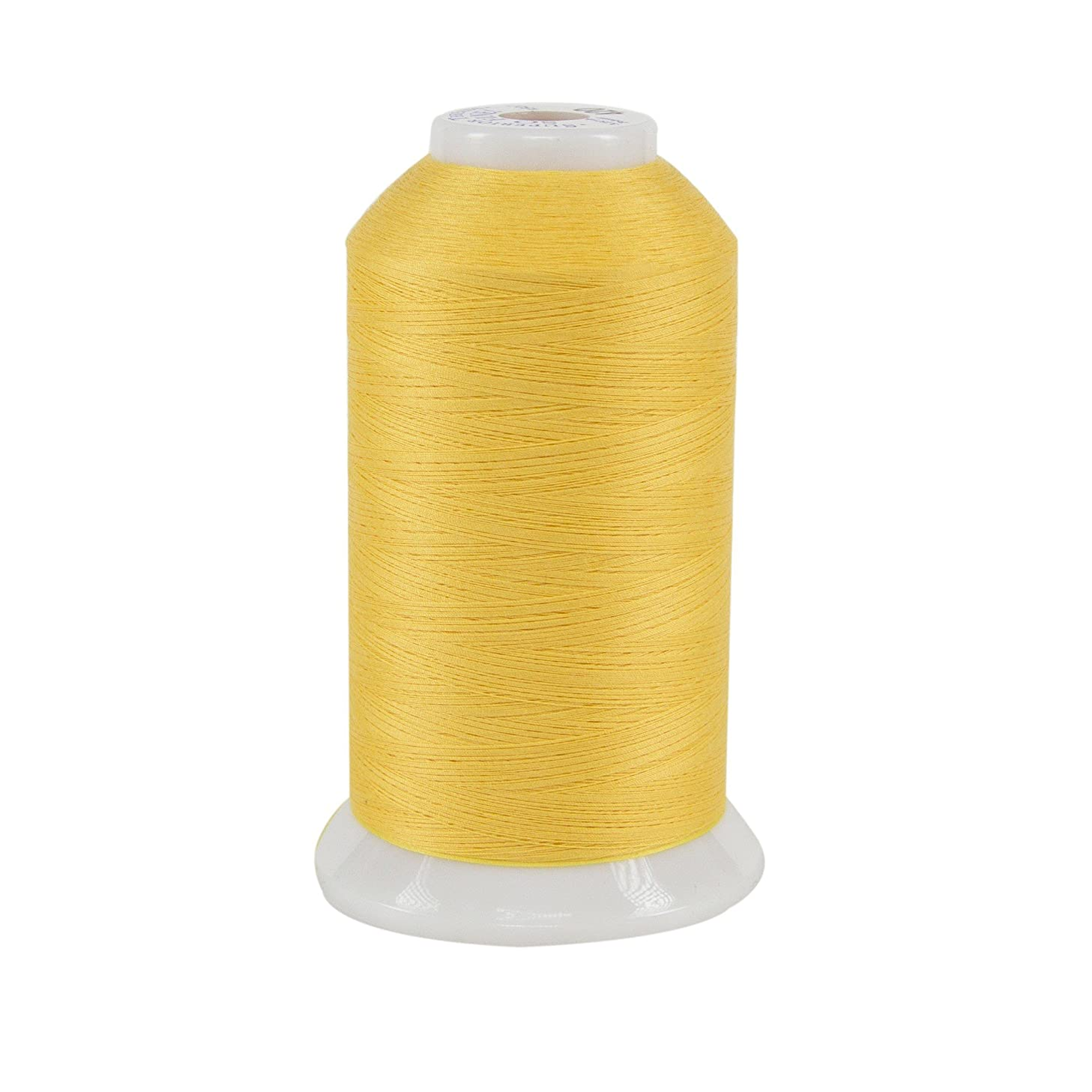 Superior Threads 11602-420 So Fine Daffodil 3-Ply 50W Polyester Thread, 3280 yd