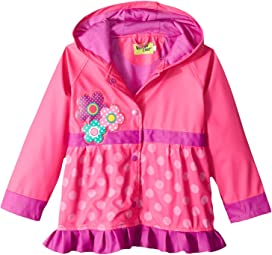 8f16729b7 Western Chief Kids Hello Kitty Cutie Dot Raincoat (Toddler/Little ...