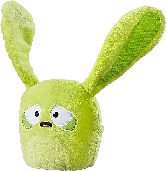 Hanazuki Hemka Plush Lime Green Scared