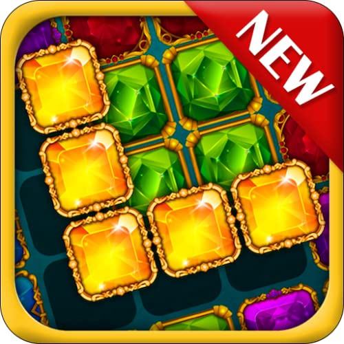 Block Jewel Game Blast Mania - Gems Free
