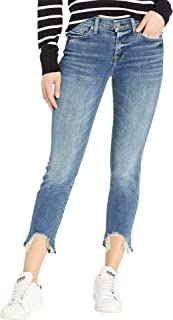 Womens Roxanne Ankle Destroyed Hem in Authentic Medium