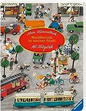 Mein Wimmelbuch: Rundherum in meiner Stadt (German Edition)