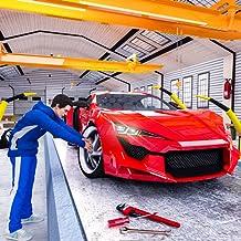 simulador de mecánico de automóviles 2019: fábrica de automóviles que fabrica automóviles