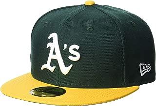 [ニューエラ] ベースボールキャップ MLB ACPERF オークランド・アスレチックス 17J [ユニセックス] 11449354