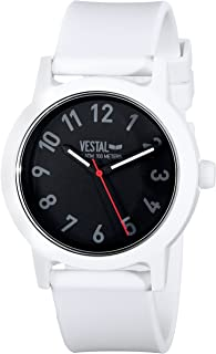 Unisex Alpha Bravo Plastic Watch