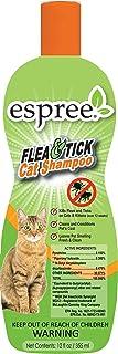 Espree Flea & Tick Cat Shampoo, 12 oz