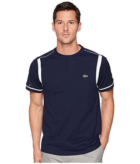 Waffle Relax Sleeve France' 'Heritage Lacoste Short FO4qff