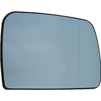 TarosTrade 57-0598-R-46001 Vetro Specchietto Retrovisore Riscaldabile Blu Lato Destro