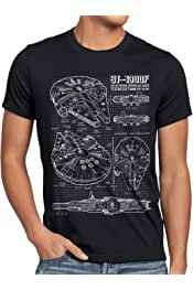 Amazon.es: Galaxia - Camisetas / Camisetas y tops: Ropa