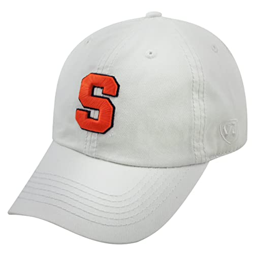 on sale 8d394 7ae2d Top of the World Syracuse Orangemen Official NCAA Adjustable Tow HAT 783332