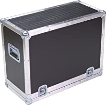 Amplifier 1/4 Ply ATA Light Duty Case with Diamond Plate Laminate Fits Crate Gt212 Gt-212