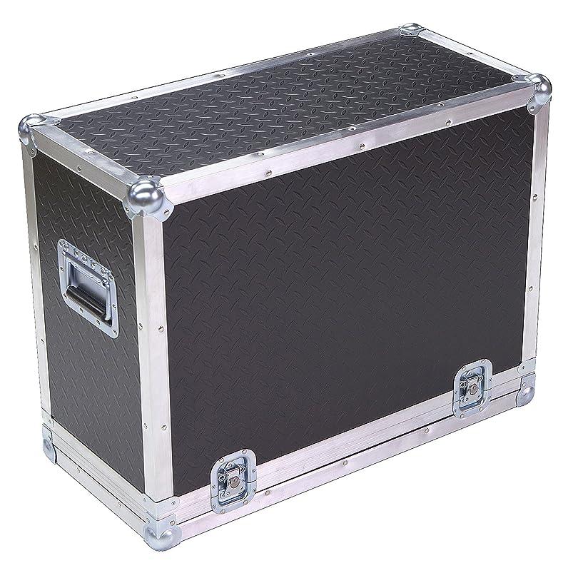 Amplifier 1/4 Ply ATA Light Duty Case with Diamond Plate Laminate Fits Mesa Boogie Widebody Open Back 1x12 kioqktwn577132