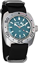 Vostok Amphibian Scuba Dude Automatic Mens Wristwatch Self-Winding Military Diver Amphibia Ministry Case Wrist Watch #710059