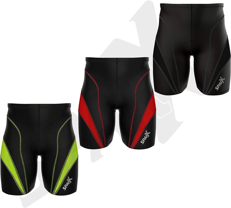 Sparx Men Triathlon Bike Short Sw Mens 送料0円 Shorts Trishort いつでも送料無料