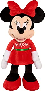 "Disney 22"" Minnie Mouse Holiday 2019 Plush (Amazon Exclusive)"