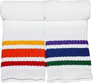 Pride Socks Baby Mismatch Rainbow Tube Socks 10-3