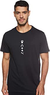 PUMA Men's PERFORMANCE GRAPHIC SS T-Shirt