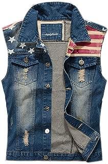 Best american flag jean jacket vest Reviews