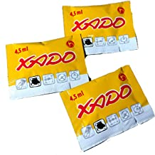 XADO® gel-revitalizant Tuning for engines (polymer package, sachet 4,5 ml) 3PAC