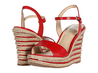 Vince Camuto Marybell (Pop Red) Women