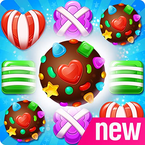 Sugar POP! - Candy Gummy Bear Crush Free Match 3 Puzzle Game