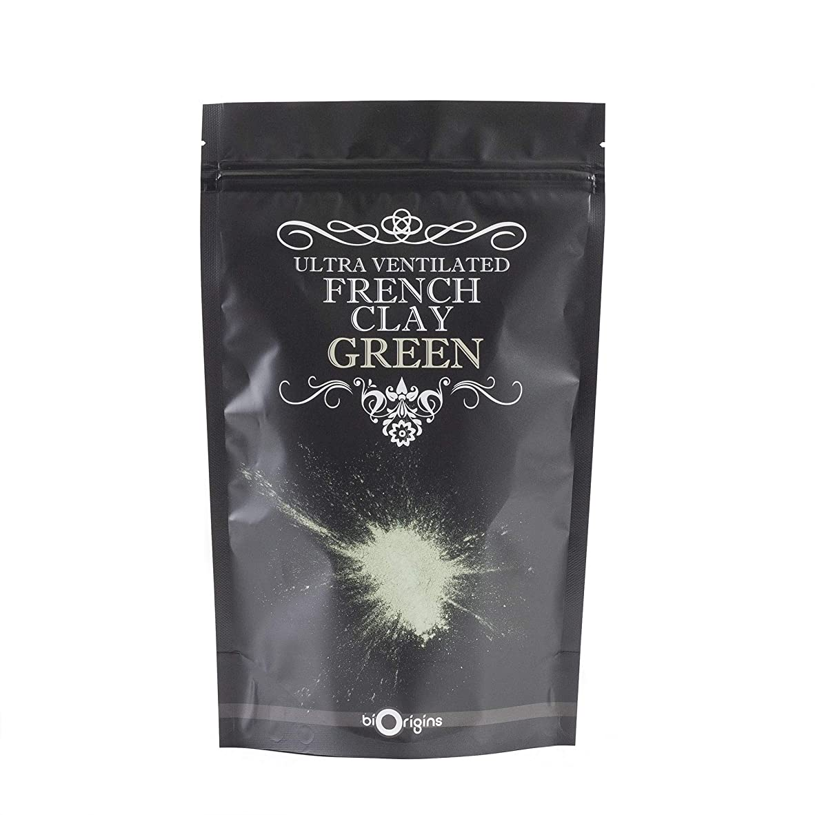 虚弱一時停止ドラマGreen Ultra Ventilated French Clay - 500g