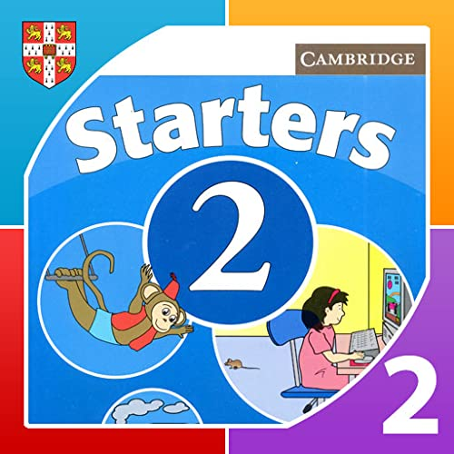 Cambridge Staters 2 - YLE Staters 2