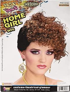Hip Hop Home Girl Adult Wig
