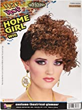 Hip Hop Home Girl Adult Wig