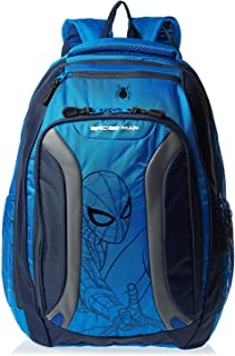 Spiderman School Backpack for Boys - Multi Color