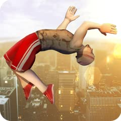 Features Flip Urban 3D: 1. Play as a Parkour Master 2. Do tricks and flip in the city 3. Be the Parkour Champion
