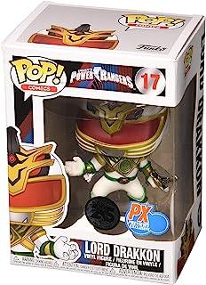 Power Rangers Lord Drakkon PX POP! Gráfico