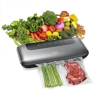 Vacuum Sealer Machine 8 in 1 Automatic Food Sealer, 75Kpa...