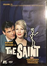 The Saint - Volume 13 (Where the Money Is, Vendetta For the Saint Part 1 & 2)