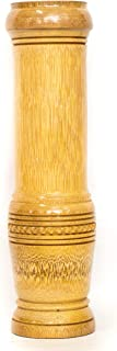 DC ECO Home Decor Bamboo Made Flower VASE (25 * 8 * 8 cm)