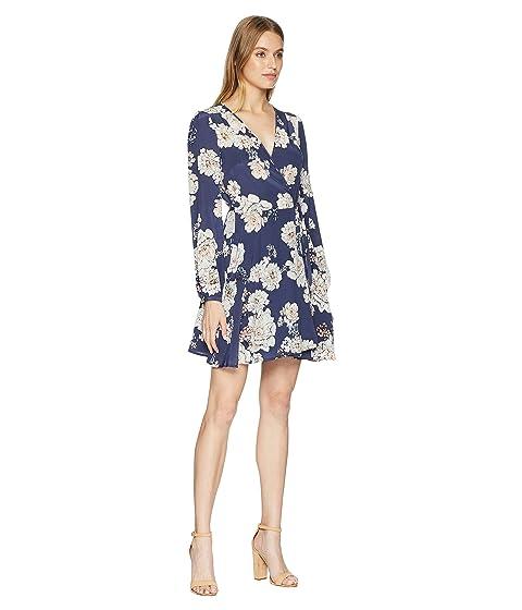 Sweet Wrap Kim Dress Duchess Yumi Midnight Jasmine wzHq747xC