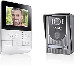 """Somfy 2401330 Somfy Videophone V100, Voor Openen En Sluiten Van Somfy Rts Hekwerkmotoren, 4"""" Full Colour Display, Voorzien..."""