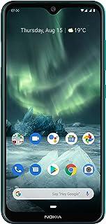 Nokia 7.2 - Smartphone 64GB, 4GB RAM, Dual Sim, Cyan Green