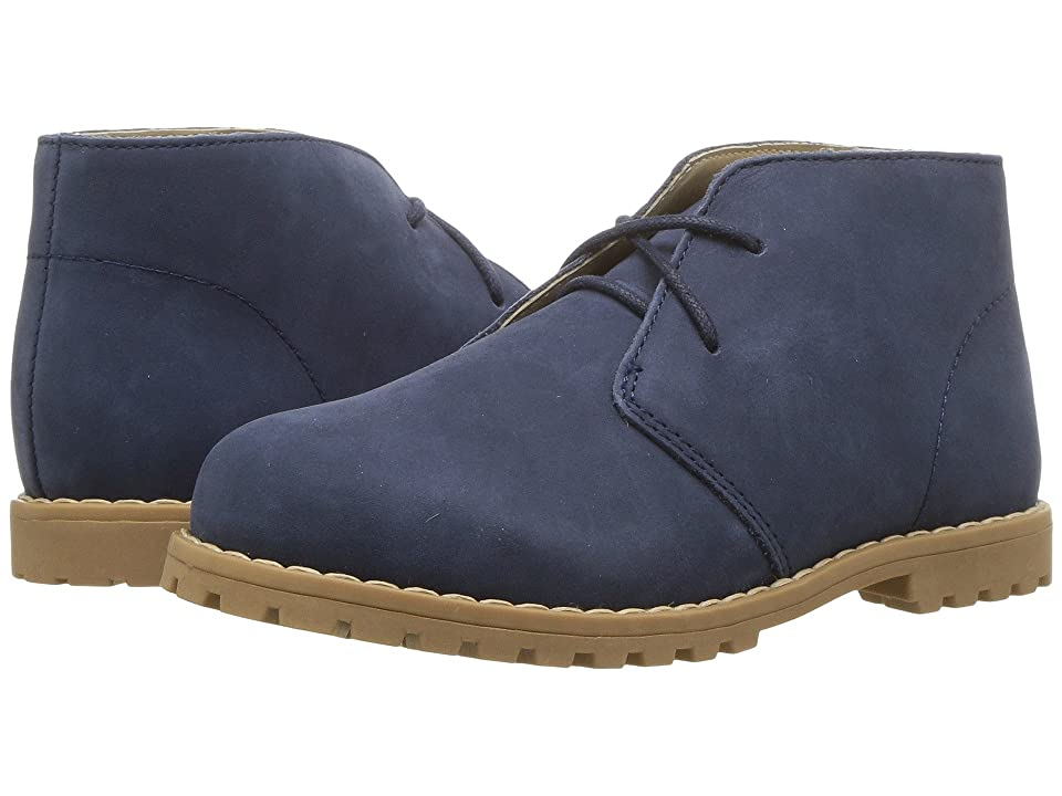 Janie and Jack Chukka Boot (Toddler/Little Kid) (Navy) Boys Shoes