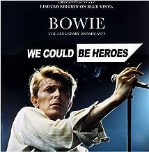 david bowie heroes blue vinyl