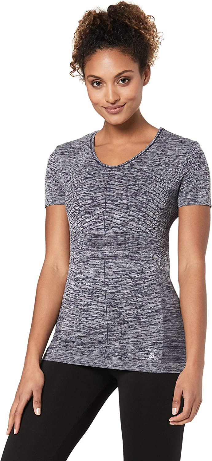 Salomon Women's Elevateove'On Ss Tee