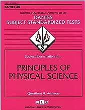 DSST Physical Science (Principles of) (Passbooks) (DANTES SUBJECT STANDARDIZED TESTS (DANTES))