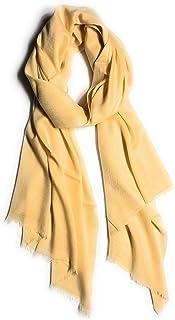 Pashmina Cashmere Stole Scarf - Gift Boxed Rare Kashmiri Wool Wrap Scarves for Women