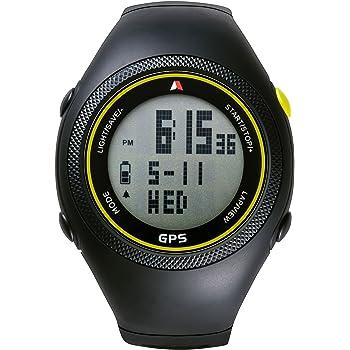 ショットナビ(Shot Navi) ランニング GPS ウォッチ Actino (アクティノ) WT300 イエロー