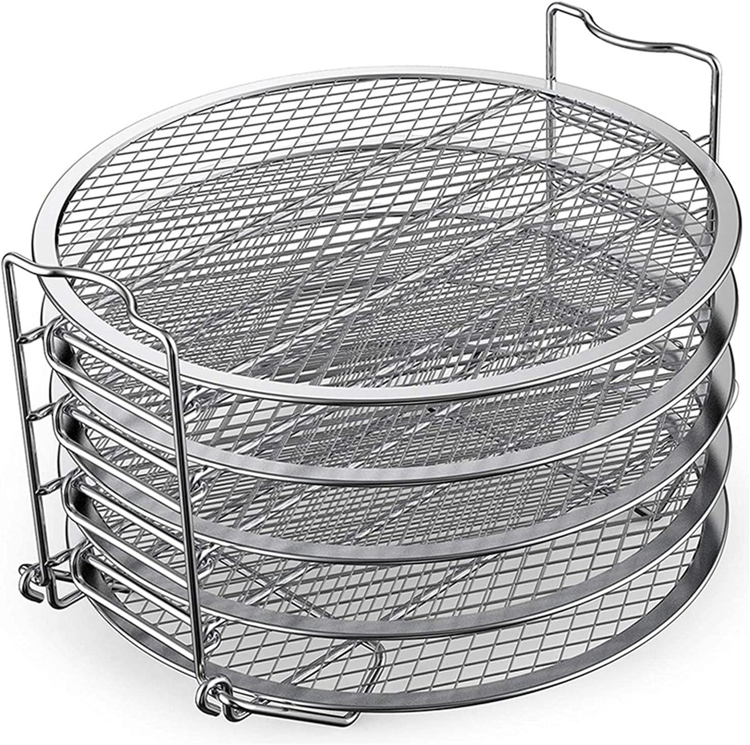 Dehydrator Stand Rack Choice 5 ☆ very popular Steel Accessori Stainless