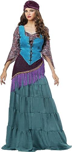 ventas en línea de venta Wohombres Fabulous Fortune Teller Gypsy Fancy dress costume Medium Medium Medium  envio rapido a ti