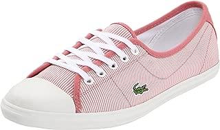 Lacoste Women's Ziane Lace-Up Fashion Sneaker
