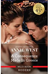 A Consequence Made in Greece Kindle Edition
