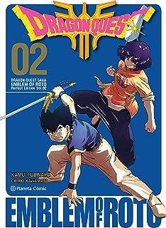 Dragon Quest Emblem Of Roto nº 02/15 (Manga Shonen)